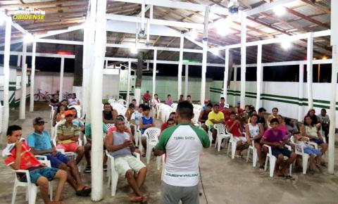 Uma ideia de fazer algo pelos jovens de sua cidade, motivou Lucivaldo, filho de Terra Santa, iniciar projeto que tem a base no futebol.