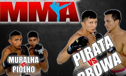 A cidade de Prainha, recebe pela 1ª vez o espetáculo de MMA Open Figtht Prainha, com várias lutas inclusive o desafio entre Prainha VS Monte Alegre.