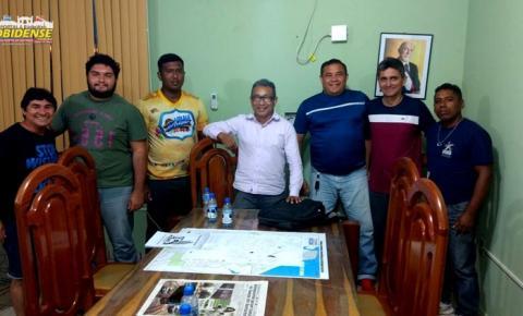 Prefeitura de Óbidos confirma apoio as equipes que disputarão a fase regional do JOAPA