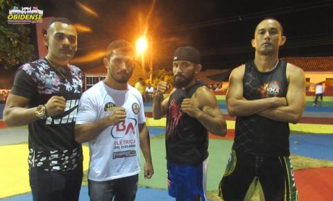 IV MMA Óbidos Championship. Acontecerá neste sábado (12) em Óbidos na Escola São José, bairro Santa Terezinha.