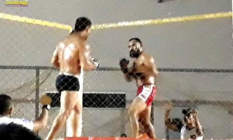 Competição de luta entre atletas de várias cidades, aconteceu no última sábado em Óbidos.