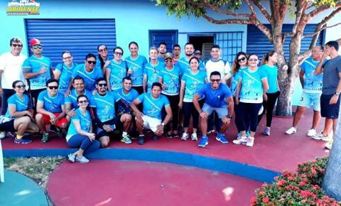 Nesta sexta-feira (01), profissionais da educação física em Óbidos recebem homenagem pelo seu dia.