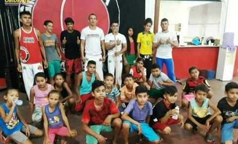 Projeto em Óbidos, busca socializar crianças e jovens de ambos os sexos.