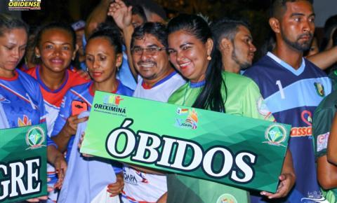 Oriximiná sedia a etapa do Baixo Amazonas do Joapa, o maior evento esportivo da região
