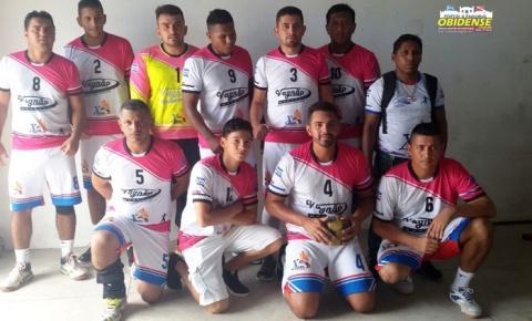Seleção obidense masculina de Handebol está na final dos jogos abertos do Pará, que acontece em Oriximiná.