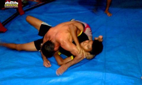 O atleta obidense Pico de Jaca, vai representar a cidade pauxis no desafio de MMA no município de Monte Alegre, Oeste do Estado.
