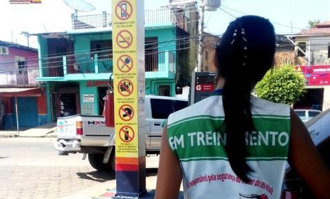 Campanha Consumidor Consciente, de iniciativa privada, orienta o consumidor em Óbidos.