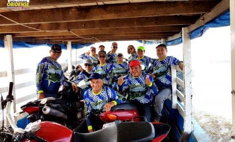 Um grupo de amigos iniciaram a II Expedição Marrecas, em busca de aventuras e tranquilidade na região do interior de Óbidos