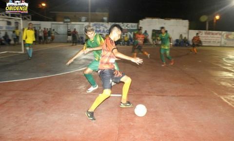 Viradas, lances quentes e muitos gols, marcaram a final do campeonato de Futsal do Vila Nova