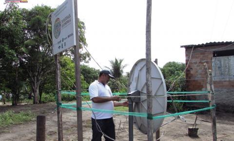 Pontos de Internet promovem mais que a inclusão digital nas comunidades quilombolas de Oriximiná