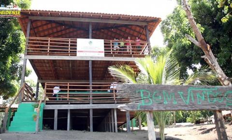Flota de Faro inaugura primeiro Centro Comunitário de Gestão Integrada no Pará