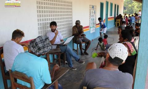 Comunidade Quilombola de Água Fria inicia a construção de seu plano de vida