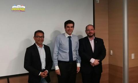 Ministério da Integração Nacional assegura 2 milhões para asfaltamento de vias urbanas em Óbidos