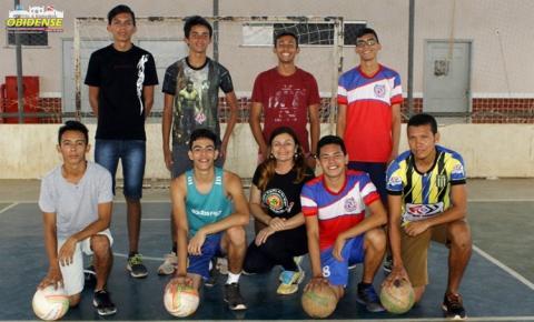 A Escola Estadual São José, participará com sua equipe de vôlei masculino, da primeira Copa vôlei do leão.