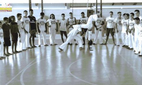 3º Batizado de Capoeira da Associação de Capoeira Angonal terá participação de capoeiristas de outros municípios