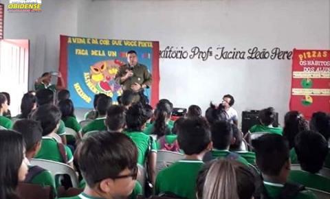 Trinta alunos da escola Raymundo Chaves realizarão intercâmbio, na Fazenda Esperança em Óbidos