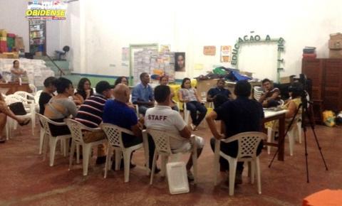 Após manifestação é decidido a continuidade do ano letivo de 2018 da Escola Duque de Caxias. O caso de readequação da escola gerou conflito popular em Óbidos.