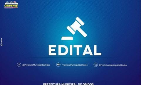 Prefeitura de Óbidos divulga processo seletivo para contratação de professores