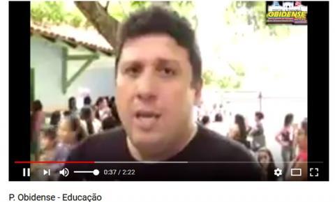 Várias escolas e entidades em Óbidos participam da pré-conferência municipal de educação