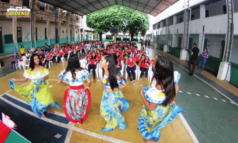 Pré-conferências de educação discutem propostas de reformulação para a rede pública de ensino de Óbidos