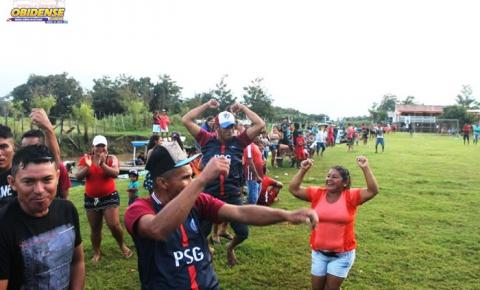 Final da copa Revelando Talentos na comunidade Vila Viera.