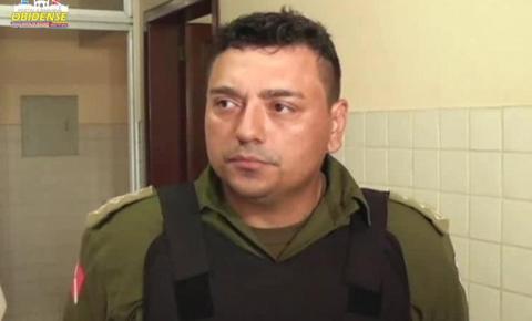 Matéria em Vídeo - Davyd Samarone é o novo capitão da 29º CIPM de Óbidos.