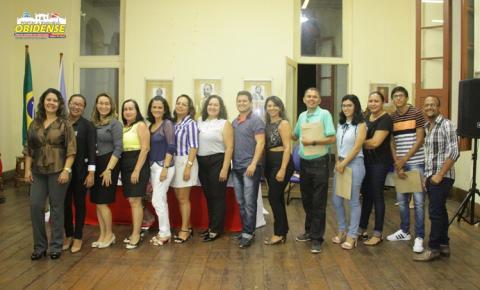 Novos membros do Conselho do Municipal do Fundeb tomam posse em Óbidos