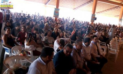 Com público Record, o município de Oriximiná finalizou na sexta-feira (27) a VI conferência municipal de educação.