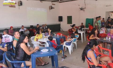 Feijoada do time Merunga em Óbidos reuni comunidade.