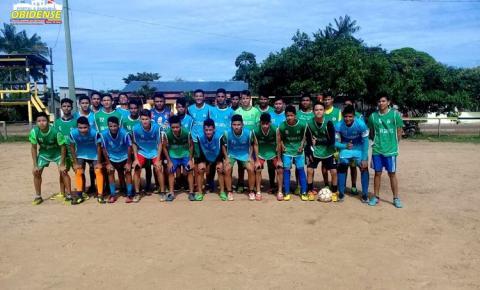 Em amistoso intermunicipal equipe sub 17 do Terra Santa enfrentará o Garra FC de Oriximiná, em preparativo para Copa Oeste.