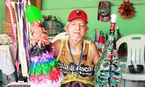 As mãos que fazem a cara do Fobó há 83 anos no carnaval de Óbidos