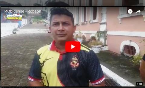 Robson Soares do B3 Futsal, fala sobre a importância do curso que será ministrado em Óbidos de formação de trinadores