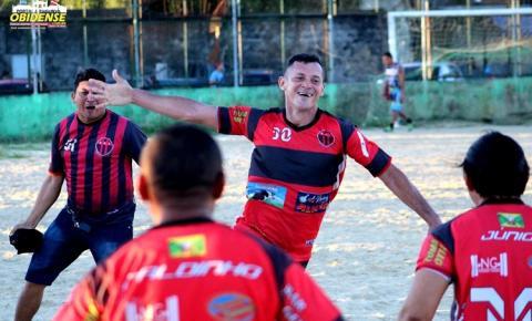 Equipe representante da cidade de Alenquer, desbanca favorito e levanta a taça de campeão em Manaus