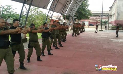 Polícia Militar terá reforço de aproximadamente 60 policiais durante Carnapauxis em Óbidos