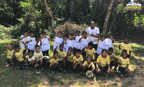 De Peito Aberto oferece avaliações físicas aos alunos do Projeto Esporte na Cidade no Pará