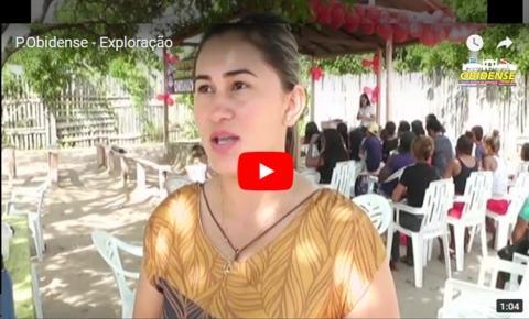 Jessica fala da importância em alertar família sobre o trabalho infantil