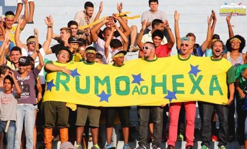 Em Manaus filhos de Óbidos se reunirão para assistirem a estreia do Brasil na copa da Rússia