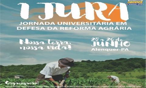 Ufopa divulga agenda de atividades com jornada em Alenquer, início nesta segunda (25)