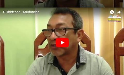 Prefeito de Óbidos fala da saída da secretária de educação e cita um dos motivos.