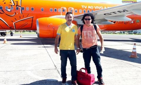 O Ícone do Carnapauxis, o Mascarado Fobó está a caminho da Rússia, ele está sendo conduzido pelos obidenses Dr. Galate e Ronaldinho (parente)