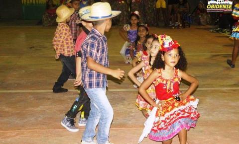 O Portal Obidense acompanhou o arraial das escolas José Tostes e Valente do Couto.