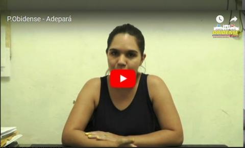 Finalizada em 15 de junho, gerente da Adepará Óbidos Tatiane Hage fez um balanço sobre primeira etapa de vacinação contra febre aftosa