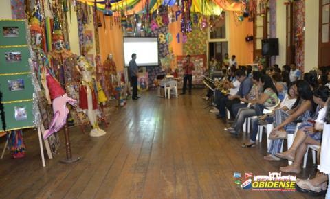 Inovação tecnológica: Prefeitura de Óbidos lança APP do Carnapauxis