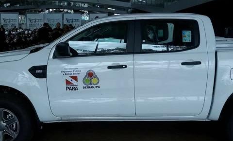 Óbidos é contemplado com um (1) veículo pelo governo do Estado.