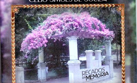 Membro da Academia Paraense de Letras Dr. Célio Simões, irá lançar sua mais nova obra no dia 23 de julho, no Cliper de Santana em Óbidos – PA.