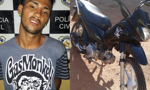Polícia de Alenquer em continuidade com a operação Tolerância Zero, prende condutor e moto, quem habilitação e alcoolizado
