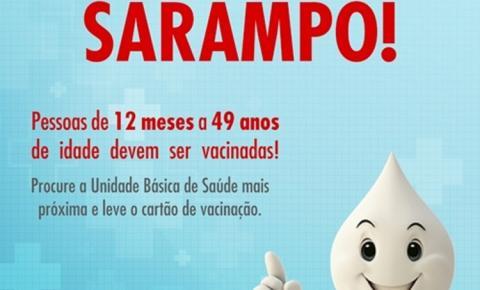 Casos suspeitos de sarampo em Santarém e Mojuí dos Campos são investigados