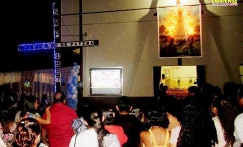 Nesta sexta-feira (20) a procissão de Sant`Ana sairá da comunidade de Fátima