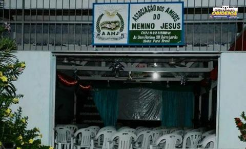 Programação da festividade desta segunda-feira (23), inicia com procissão saindo do Projeto Meninos Jesus e final do FEMUSA