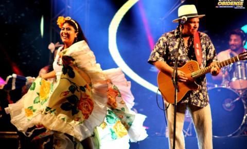 Vários artistas se apresentaram no segundo dia do festival paraense realizado em Manaus – AM